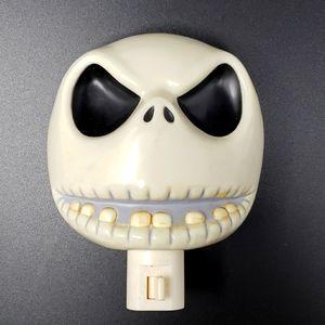 Disney Nightmare Before Christmas Skull Decor